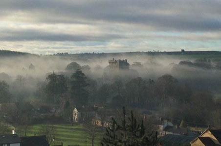 A January morning in Blarney