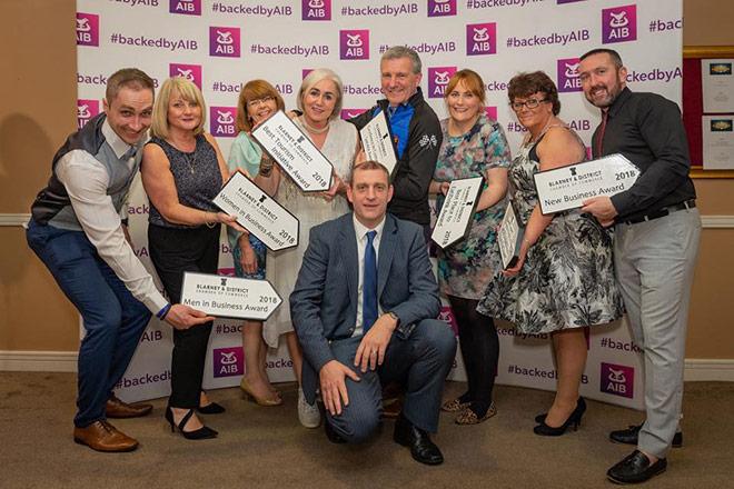 Blarney Business Award Winners 2018