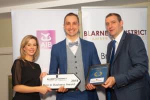 Men in Business Award 2018