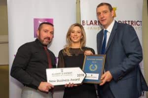 new business award winner 2018